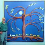 Judaism Tree of Life Etz Chayim Synagogue Art Jewish