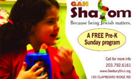 Enrollment open for Gan Shalom 2017
