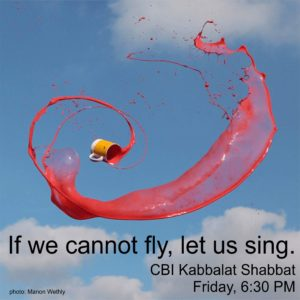 Kabbalat Shabbat @ Congregation B'nai Israel | Danbury | Connecticut | United States