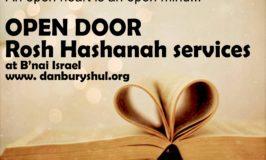 High Holidays ~ OPEN DOOR